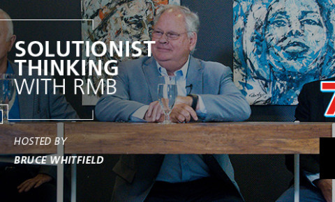RMB Solutionist Thinking - GT Ferreira, Laurie Dippenaar and Paul Harris