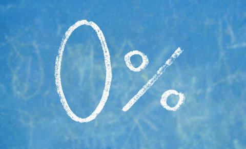 0% zero percent 123rf