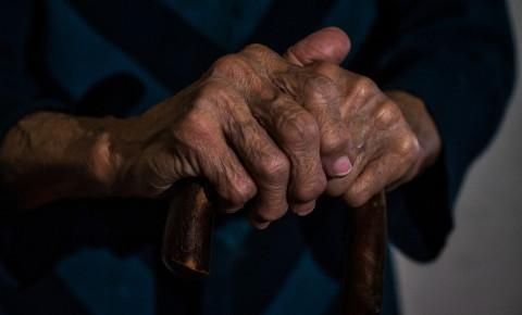 Hands Old Age Elderly Grandmother Woman pixabay