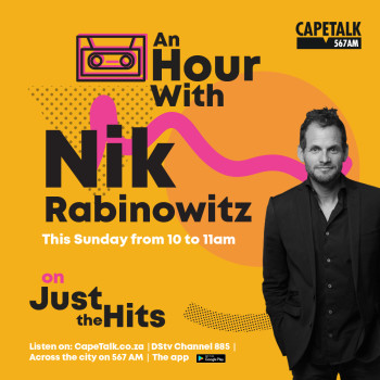 Just the Hits Nik Rabinowitz 5 September 2020