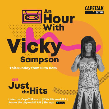 Just the Hits Vicky Sampson 13 September