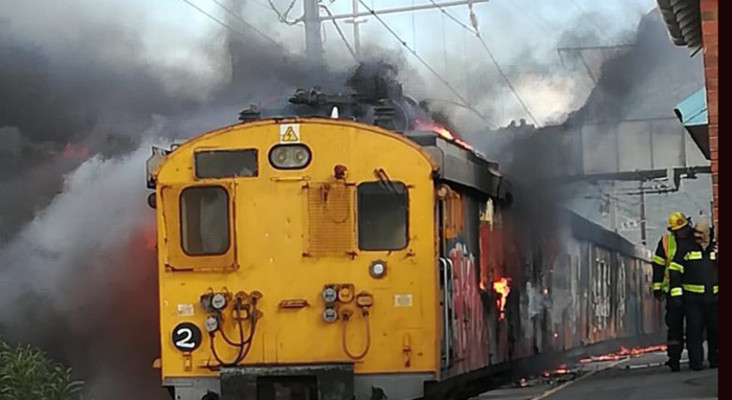Image result for metrorail train