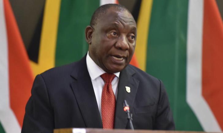 Ramaphosa Speech / South Africa To Go Into Lockdown On Thursday President Ramaphosa Announces Africa Dw 23 03 2020