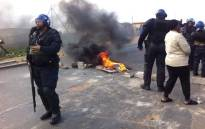 FILE. Violent protests have erupted in Jericho & Letlhabile near Brits over a shortage of water. Picture: Siyabonga Sesant/EWN