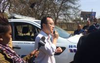 FILE: Joburg's Public Safety MMC Michael Sun. Picture: EWN