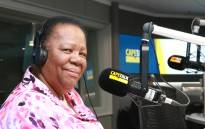 Higher Education Minister Naledi Pandor. Picture: CapeTalk.