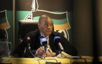 ANC Secretary General Ace Magashule is seen during the ANC press conference on 1 August 2018 on the outcomes of the special ANC NEC meeting held in Cape Town. Picture: Cindy Archillies/EWN.