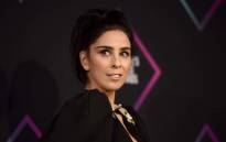 Sarah Silverman poses in the press room during the People's Choice Awards 2018 at Barker Hangar on 11 November 2018 in Santa Monica, California. Picture: AFP