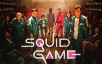 A poster for South Korean Netflix series Squid Game. Picture: Supplied