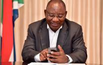 President Cyril Ramaphosa. Picture: GCIS