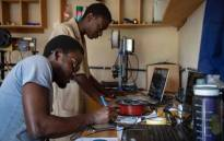 The Kumasi Hive is a tech innovation hub that supports entrepreneurs in the process of rapidly prototyping their ideas. Picture: Supplied