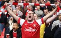FILE: Arsenal FC fans. Picture: Supplied.