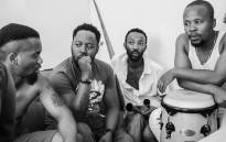 BCUC (Bantu Continua Uhuru Continua) will be joining George Ezra on stage at Carnival City. Picture: Supplied.