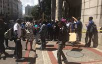 FILE: Uitsig parents and high school learners marched to the Western Cape legislature on 24 January 2017. Picture: Shamiela Fisher/EWN