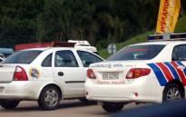 KZN traffic officers. Picture: Lynne O'Connor/EWN.
