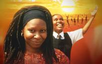 Poster image of the film Sarafina. Picture: Twitter.