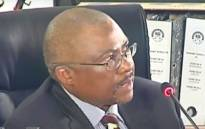 FILE: A screengrab of former Transnet CEO Siyabonga Gama giving evidence at the state capture inquiry on 11 March 2021. Picture: SABC/YouTube