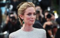 FILE: British actress Emily Blunt. Picture: AFP.