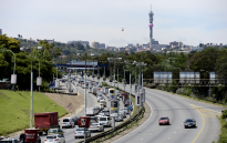 FILE: JHB highway image for traffic. Picture:EWN