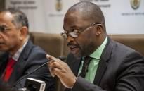FILE: Justice Minister Michael Masutha. Picture: Reinart Toerien/EWN