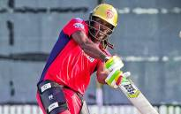 West Indies batsman during a training session with the Punjab Kings. Picture: @PunjabKingsIPL/Twitter