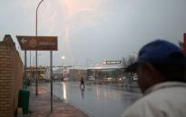 The streets of Atlantis in the Western Cape. Picture: Eyewitness News.