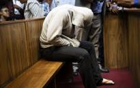Nicholas Ninow, who is accused of raping a seven-year-old girl in a Dros restaurant, appears in the Pretoria Magistrates Court on 2 October 2018. Picture: Christa Eybers/EWN