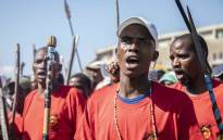 FILE: Members of the largest labour federation in the country will take to the streets next Wednesday. Picture: Abigail Javier/EWN