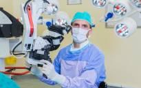Stellenbosch University's Dr Amir Zarrabi. Picture: Supplied