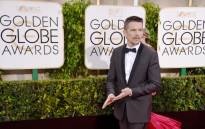 FILE: Actor Ethan Hawke attends the 72nd Annual Golden Globe Awards at The Beverly Hilton Hotel on 11 January 2015. Picture: AFP.