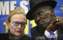 Western Cape Premier, Helen Zille and Minister of Police, Bheki Cele had a meeting with various stakeholders in Hermanus following ongoing protests. Picture: Cindy Archillies/EWN