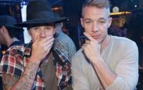Diplo with Justin Bieber. Picture: @Diplo/Twitter