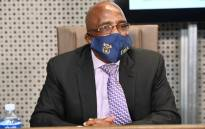 Minister of Home Affairs Aaron Motsoaledi. Picture: GCIS.