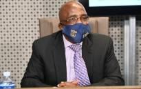 Minister of Home Affairs Aaron Motsoaledi. Picture: GCIS.