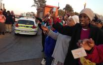 FILE: Commuters were stranded in Mamelodi as taxi drivers wouldn't allow Autopax buses to operate in the area. Picture: Vumani Mkhize/EWN.