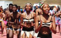 FILE: Traditional Dancers at the Heritage Day celebrations at James Motlatsi Stadium in Orkney, North West in 2014. Picture: GCIS.