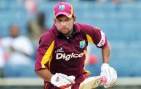 FILE: Former West Indies opener Ramnaresh Sarwan. Picture: AFP