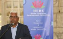 KZN Finance MEC Ravi Pillay. Picture: KZN Treasury/Facebook