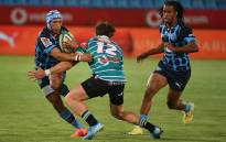 The Bulls beat the Griquas 30-23 on the second day of South African Super Rugby Unlocked on 10 October 2020. Picture: Twitter/@SuperRugby