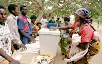 FILE: A woman casts her ballot at a rural polling station in Catembe, Mozambique, or the second day of the elections. Picture: United Nations Photo.
