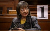 FILE: Patricia de Lille in the Western Cape High Court ahead of judgment in her case against the DA. Picture: Cindy Archillies/EWN