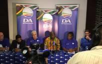 FILE: DA Eastern Cape leader Nqaba Bhanga speaks to the media. Picture: Twitter @Our_DA.