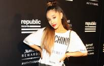 Singer Ariana Grande. Picture: AFP.