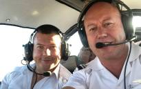 Des Werner and Werner Froneman were killed on 3 August 2019 after their light plane crashed in western Tanzania. The crash occurred shortly after takeoff from Tabora airport at around 7:30 am. Picture: U Dream Global/Facebook.