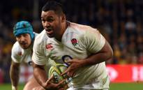 FILE: England's Billy Vunipola. Picture: AFP