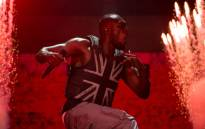British rapper Stormzy, real name Michael Omari Owuo Jr, performs on the Pyramid Stage on the third day of the Glastonbury Festival of Music and Performing Arts on Worthy Farm near the village of Pilton in Somerset, South West England, on 28 June 2019. Picture: AFP