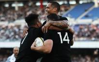 The All Blacks beat Australia 37-20 in Japan on Saturday, 27 October 2018, in the Bledisloe Cup series. Picture: @AllBlacks/Twitter