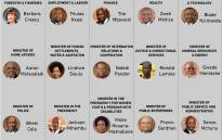 President Cyril Ramaphosa has announced the composition of the national executive at the Union Buildings.  He revealed that the number of Cabinet portfolios would be trimmed down from 36 to 28.