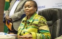 Gauteng Health MEC Gwen Ramokgopa. Picture: EWN