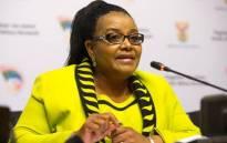 Minister of Environmental Affairs Edna Molewa. Picture: GCIS.